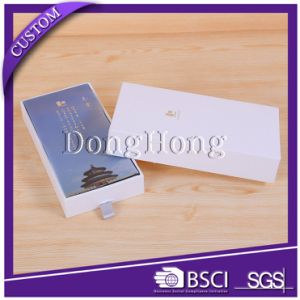 Custom Printing Drawer Style Cardboard Cosmetic Gift Box pictures & photos