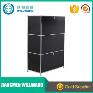 High Quality Steel Office Display Office Mini Filing Cabinet pictures & photos