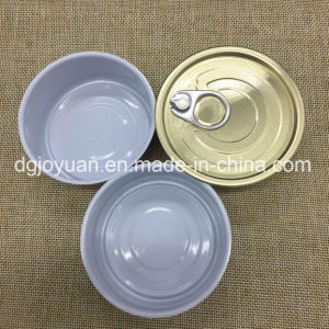 Two Piece Can Drd Can with Easy Open End for Food Canning pictures & photos