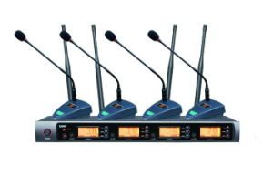 VHF Wireless Meeting Microphone System pictures & photos