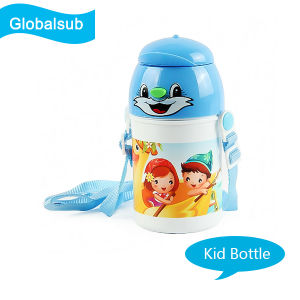 Sublimation Kid Drink Bottle Factory with Heat Press Printing