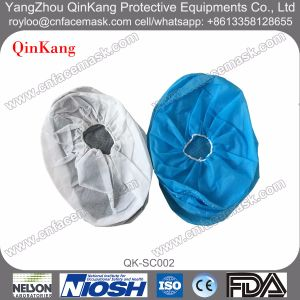 Disposable Nonwoven PP Anti-Skid Shoe Cover pictures & photos