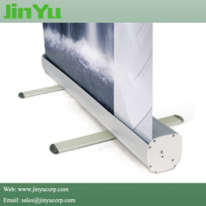 85*200cm Budget Pull up Banner Display Stand pictures & photos
