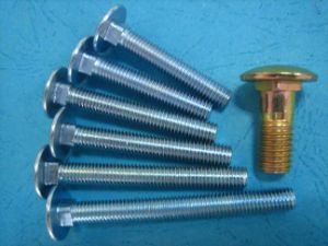 Carriage Bolt, High Strength, Round Head Square Neck, Class 8.8-12.9 pictures & photos