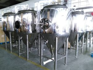 7bbl Stainless Steel Jacket Conical Fermenter pictures & photos