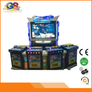 Big Fish Casino Gold Bars Hunting Arcade Fishing Coin Game Machine pictures & photos