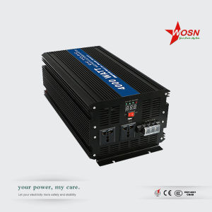 New Function DC12V/24V/48V 1000W/2000W/3000W/4000W/5000W/6000W Pure Sine Wave Inverter Power Inverter Zhejing pictures & photos