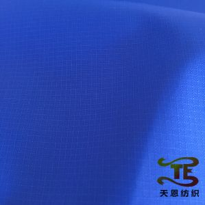 China Woven Fabric 210t Ripstop Nylon Taffeta Fabric for Garment and Jacket pictures & photos