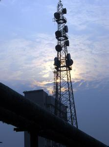 Angular Steel Telecommunication Tower pictures & photos