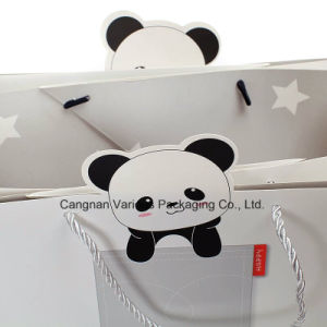 Lovely Cartoon Gift Paper Bag, Kids Shopping Bag pictures & photos