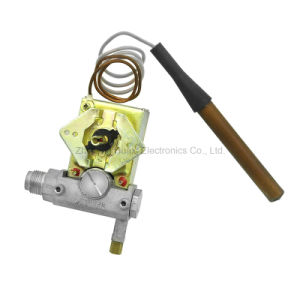 Gas Control Thermostatic Valve for Heater and Gas Fryer pictures & photos