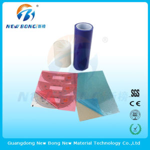 High Light Plastic Parts Polyethylene Self Adhesive Films pictures & photos