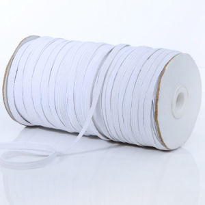 China rubber latex elastic braid tape china knitting elastic rubber latex elastic braid tape ccuart Image collections