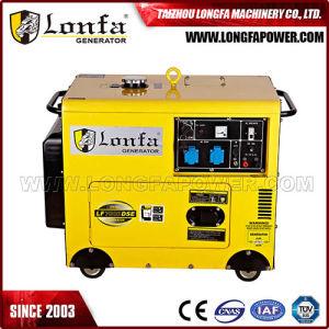 5kw 5000W Super silent Diesel Generator 5kVA Diesel Engine Generator pictures & photos