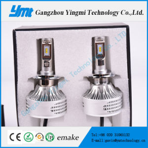 Xenon White H4 LED Headlight Bulbs for Toyota Audi Benz pictures & photos
