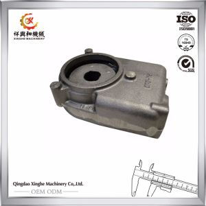 Ductile Iron Casting Concrete Pump Parts with ISO Certification pictures & photos