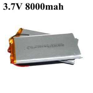 Tablet PC Battery 3.7V 8000mAh pictures & photos