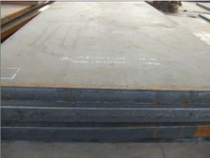 HS GS80 Steel Plate for Building Material pictures & photos