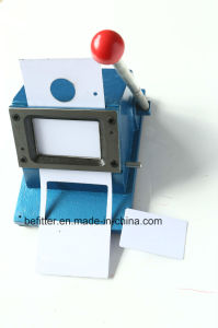 D-010 Name Card Cutter / business card cutter by hand pictures & photos