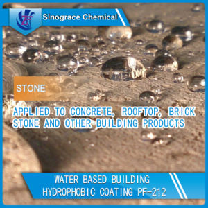 Excellent Adhesion Superhydrophobic Coating for Concrete pictures & photos