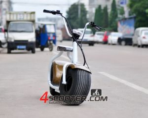 Mademoto Hot Sell 18*9.5 Inch Wheel Citycoco Electric Scooter pictures & photos