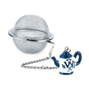 Popular Stainless Steel Mesh Teatime Tea Ball pictures & photos