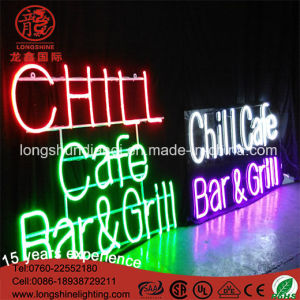 IP65 IP44 Waterproof Neon Light Sign for Bar Coffee pictures & photos