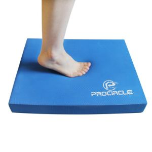"Balance Pad - X-Large 19""X 15""X 2.3"" - Exercise Pad & Foam Balance Trainer - Wobble Cushion for Physical Therapy pictures & photos"