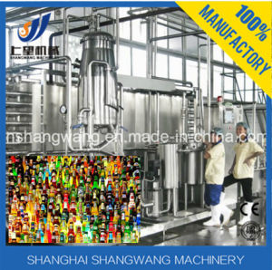 Full Automatic Beer Bottle Filling Machine/Beer Packing Machine pictures & photos