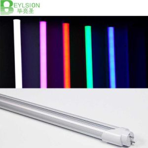 Red Green Blue Purple Pink Yellow 2FT 3FT 4 FT 5FT T8 LED Tube Lightings pictures & photos