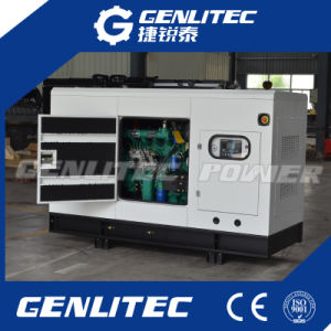 High Performance 24kw/30kVA Weichai Diesel Generator (4100D engine) pictures & photos