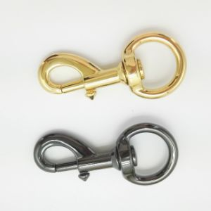 China Manufacturer of Metal Swivel Dog Snap Hook pictures & photos