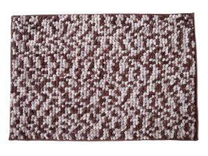 Wholesale Anti Slip Polyester Microfiber Chenille Custom Floor Mat