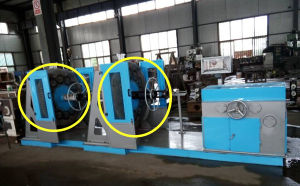 Double Decker Stainless Steel Wire Braiding Machine for Metal Hose pictures & photos