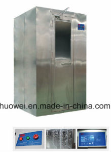 Food Industry Powder Coated Steel Electrical Automatic Air Shower pictures & photos