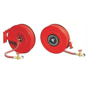 PT01-21 Swing Manual Fire Hose Reel pictures & photos