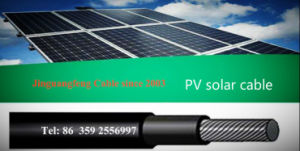 PV1-F 4mm2/6mm2 PV Solar Cable pictures & photos