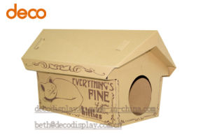 Paper Furniture Cat House Cardboard Indoor Pet Home pictures & photos