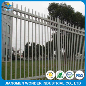 Iron Railings Designs Powder Coating Outdoor Use pictures & photos