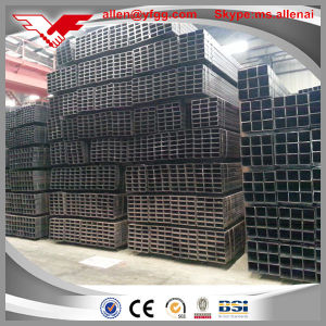 Export Package ASTM A500 Hot Rolled Square Hollow Section Steel Tube pictures & photos