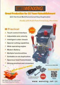 Key Cutting Machine, Copy Key Machine, Universal Key Duplicate Machine pictures & photos