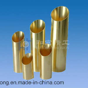 JIS H3300 Copper Nickel Tube C7060, C7150, C7164, Cu90ni10, CuNi9010; Cu70ni30, Cu95ni5, Cu93ni7; Brass Tube C6870, C4430; C2800, C2700 pictures & photos