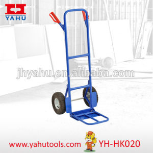 Heavy Duty Hand Truck Hand Dollys for Climbing Stairs Hand Pallet Truck (YH-HK020) Ss pictures & photos