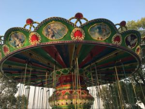 Thrilling Flying Chair in Amusement Park pictures & photos