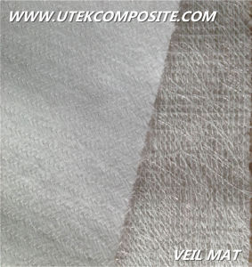 Stitched Fiberglass Fabric with Polyster Veil for Pultrusion pictures & photos