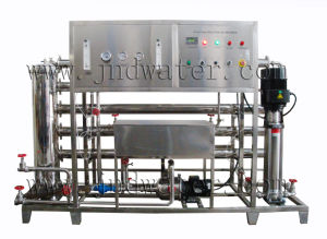 Pure Water Treatment Equipment with CE Standard pictures & photos