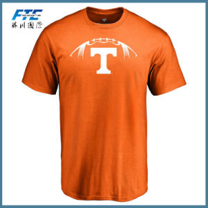 Custom High Quality Round Collar T-Shirt pictures & photos