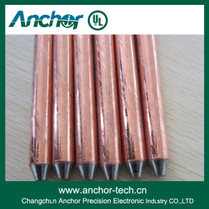 UL Listed Copper Clad Ground Rod pictures & photos