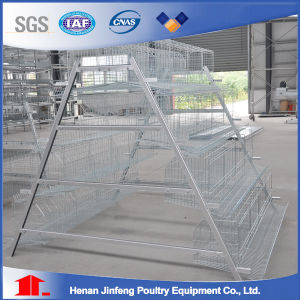 Poultry Equipment Chicken Layer Cage Bird Cage Chicken Cage for Sale in India pictures & photos