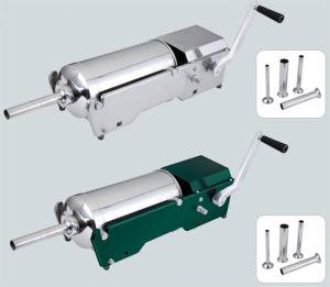 Stainless Steel Horizontal Sausage Stuffer (3L, 5L, 7L)